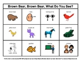 Story Boards (Set 1 - Polar Bear Polar Bear & Brown Bear B