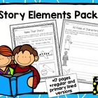 Story Elements Pack