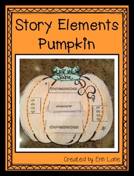 Story Elements Pumpkin