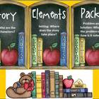 Story Elements for Early  Readers: Pre-k and K