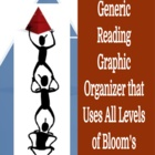Story Pyramid - Generic Reading Graphic Organizer
