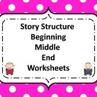 Story Structure Worksheets