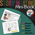 Story Writing Mini-Book (foldable, printable, fun-filled r