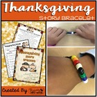 Story of Thanksgiving Bracelet