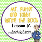 Storytown 2nd Grade Lesson 16: Mr. Putter and Tabby Supplementals