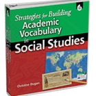 Strategies for Building Academic Vocabulary in Social Studies