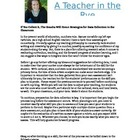 Strategies for Data Collection in the Classroom