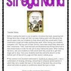 Strega Nona - Magic Pot Writing