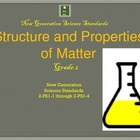 Structure and Properties of Matter: Next Gen. Science Grade 2