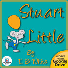 Stuart Little Novel Unit CD ~ Common Core Standards Aligned!