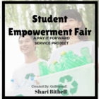 Service Learning Student Empowerment Fair
