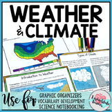 """Student Illustrated Weather and Climate """"Meteorology Handb"""