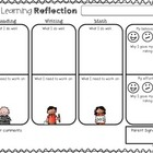 Student Learning Self-Reflection