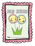 Student Plant Journals