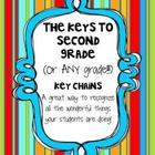 Student Recognition Key Chains