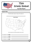 Student Report:  This Great State!