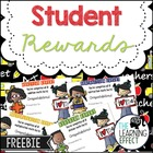 Student Rewards - FREE
