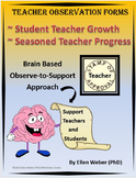 Student Teacher Growth Guide