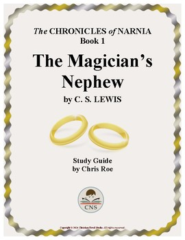 Study Guide for Narnia: The Magician's Nephew