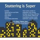 Stuttering is Super - Stuttering Speech Therapy Unit