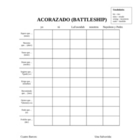 Subjunctive Verb Conjugation Battleship (Spanish or other FL)