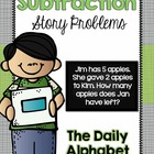 Subtraction: Common Core Story Problems