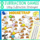 Subtraction Strategy Games - Seven Subtraction Strategies