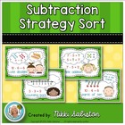 Subtraction Strategy Sort