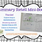 Summary Retelling Mini-Book