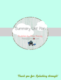 Summary Unit Plan - 3 Lessons