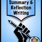 Summary and Reflective Writing Unit Booklet