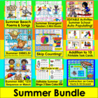 Summer BUNDLE VALUE! - Save $5.00! Summer School - 5 Summe