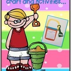 Summer Bucket List...Craft and Activities!