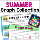 Summer Data Collection: Graphing and Tallying