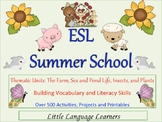 Summer Daycare Thematic Units  Full of Fun Learning Activities