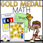 Summer Olympics Activities for Math