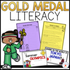 Summer Olympics Literacy Activities
