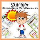 Summer Quick Common Core (2nd grade)