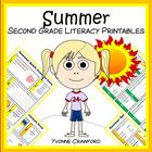 Summer Quick Common Core Literacy (2nd grade)