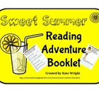 Summer Reading Adventure Mini Book