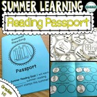 Summer Reading Passport (Single Classroom Use)