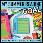 Summer Reading Survival Guide {A Craftivity}