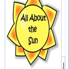 Sun Activities & Stories Integrating Science, Reading, Lag