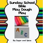 Sunday School Bible Playdough Play