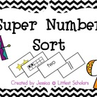 Super Number Sort! [Number Sense Freebie]