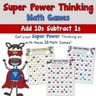 Super Power Thinking Math Games