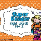 Super Reader-Sight Words Set 2