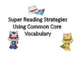 Super Reading Strategy Posters