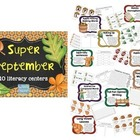 Super September center bundle