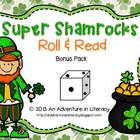 Super Shamrocks Roll & Read Bonus Pack-26 games
